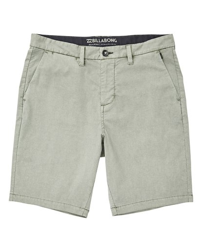 0 New Order X Overdye Shorts Green M207TBNO Billabong