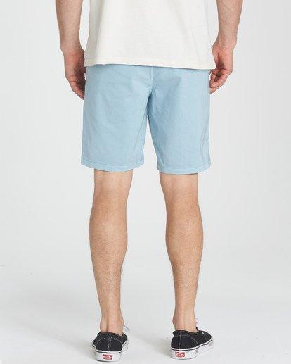 5 New Order X Overdye Shorts Blue M207TBNO Billabong