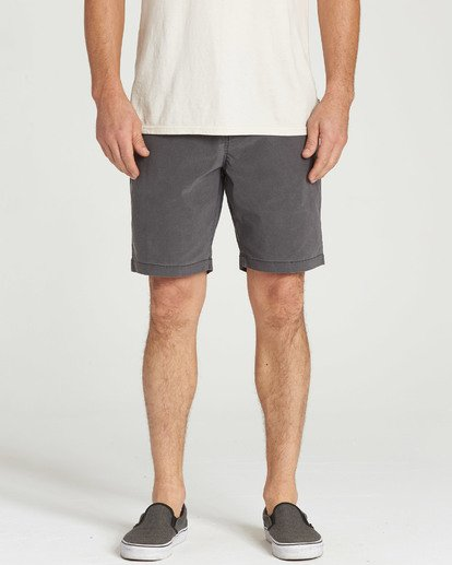 8 New Order X Overdye Shorts Black M207TBNO Billabong