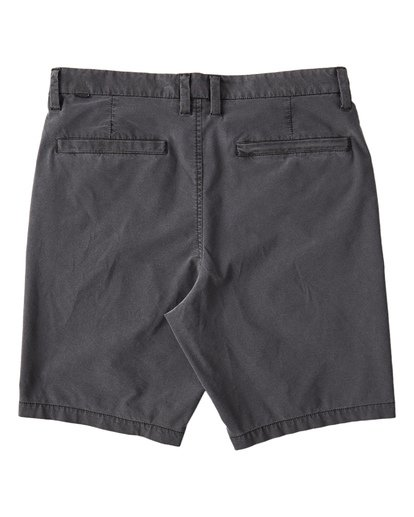 1 New Order X Overdye Shorts Black M207VBNO Billabong
