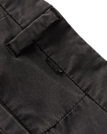 6 New Order X Overdye Shorts Black M207VBNO Billabong