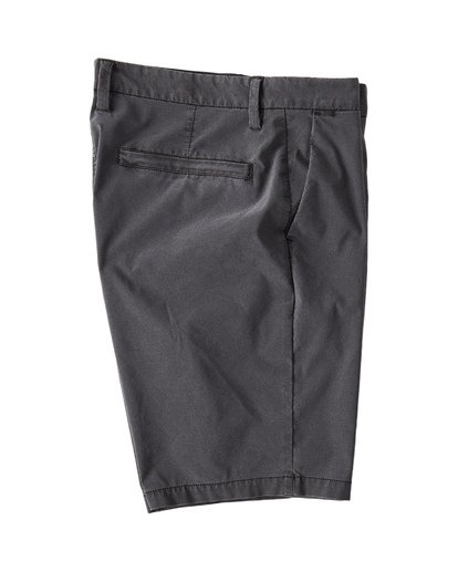 3 New Order X Overdye Shorts Black M207VBNO Billabong
