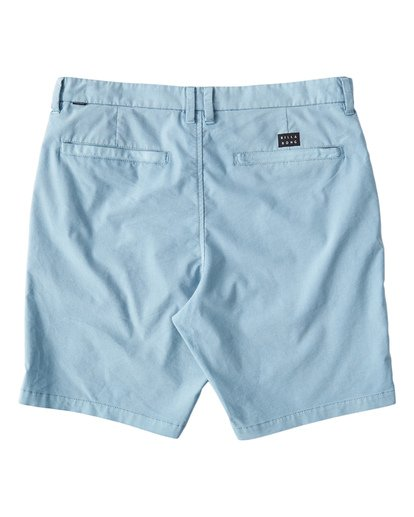 1 New Order X Overdye Shorts Brown M207VBNO Billabong