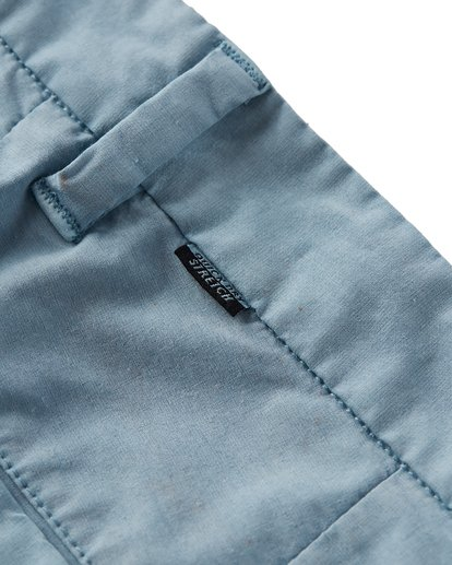 6 New Order X Overdye Shorts Blue M207VBNO Billabong