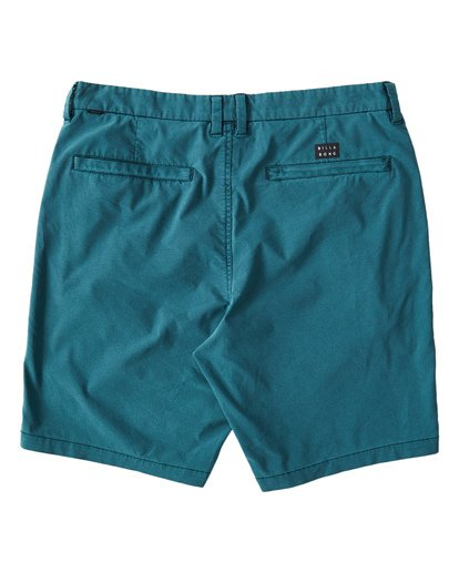1 New Order X Overdye Shorts Green M207VBNO Billabong