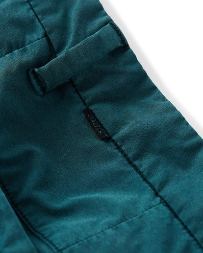 6 New Order X Overdye Shorts Green M207VBNO Billabong