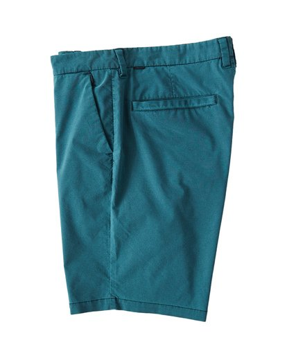 2 New Order X Overdye Shorts Green M207VBNO Billabong