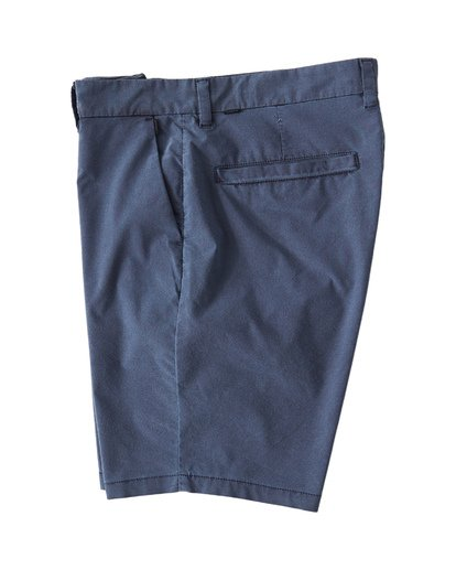 5 New Order X Overdye Shorts Blue M207VBNO Billabong