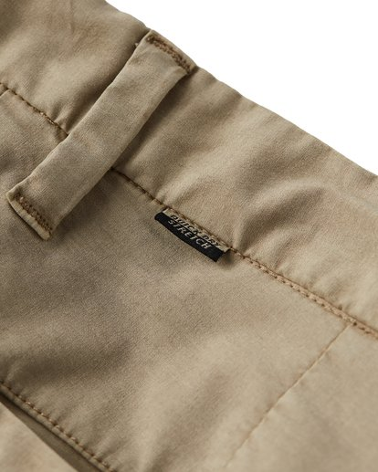 6 New Order X Overdye Shorts Beige M207VBNO Billabong