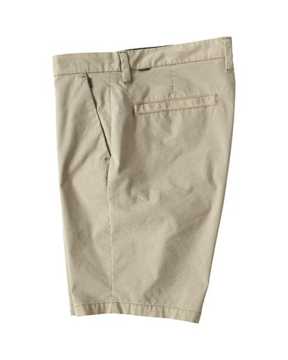 2 New Order X Overdye Shorts Beige M207VBNO Billabong