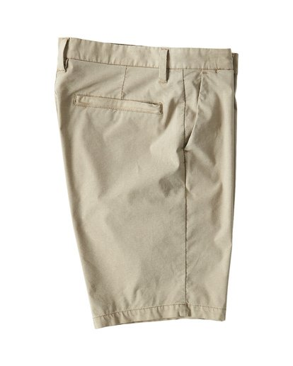 3 New Order X Overdye Shorts Beige M207VBNO Billabong