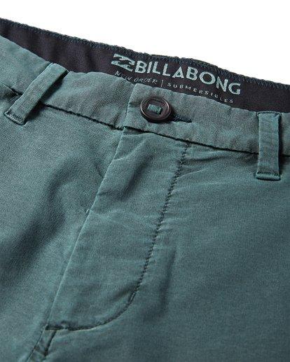 8 New Order X Overdye Shorts Green M207VBNO Billabong