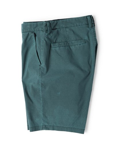 5 New Order X Overdye Shorts Green M207VBNO Billabong