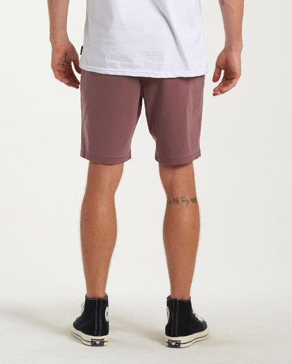 2 New Order X Overdye Shorts Green M207VBNO Billabong