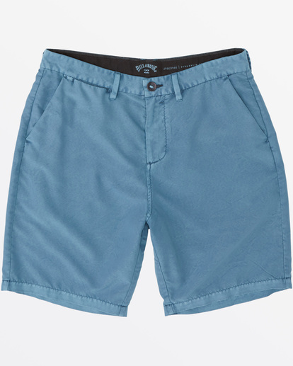 0 New Order Overdye Submersible Walkshort White M2081BNO Billabong
