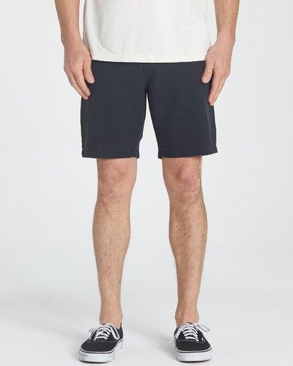 4 New Order X Ripstop Shorts Black M208TBNR Billabong