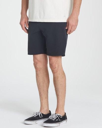 5 New Order X Ripstop Shorts Black M208TBNR Billabong