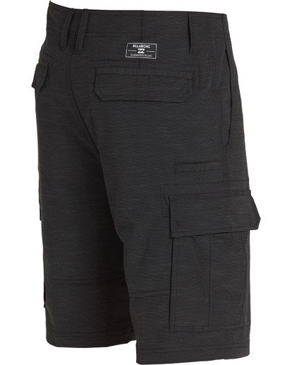 3 Scheme X Shorts Black M209TBSH Billabong