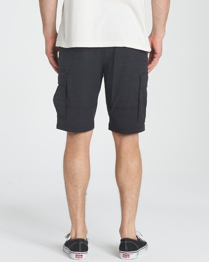 7 Scheme X Shorts Black M209TBSH Billabong