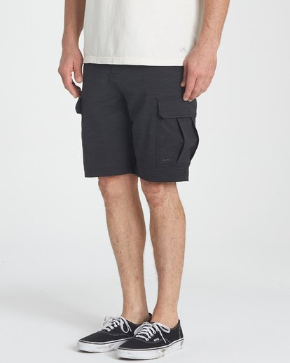 5 Scheme X Shorts Black M209TBSH Billabong