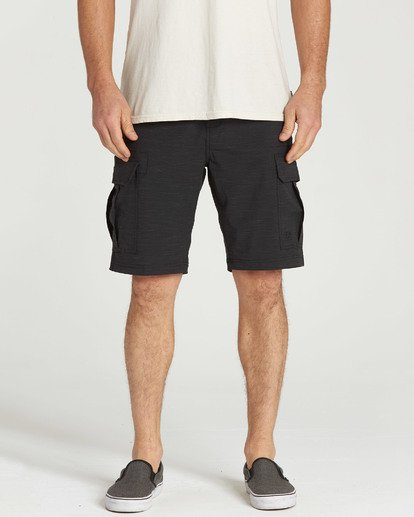 8 Scheme X Shorts Black M209TBSH Billabong