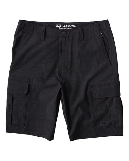 0 Scheme X Shorts Black M209VBSH Billabong