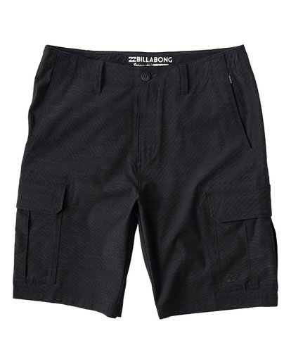 1 Scheme X Shorts Black M209VBSH Billabong