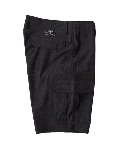4 Scheme X Shorts Black M209VBSH Billabong