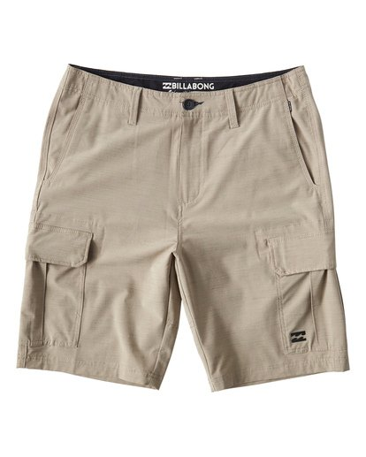 0 Scheme X Shorts Green M209VBSH Billabong