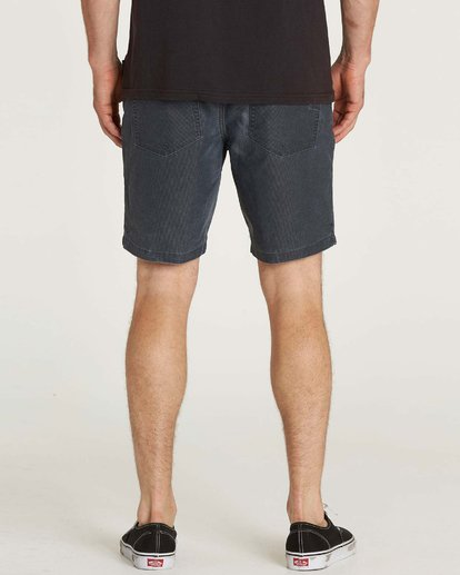 4 Outsider X Surf Corduroy Submersible Shorts  M210JPCS Billabong
