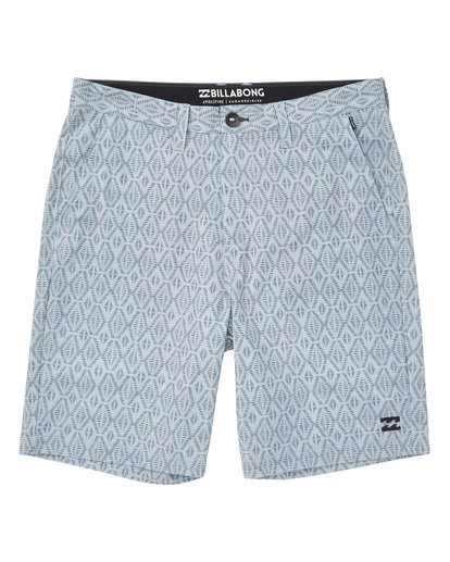 0 Crossfire X Sundays Shorts Black M210TBCS Billabong