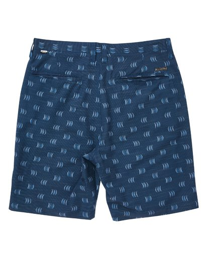 1 Crossfire X Sundays Shorts Blue M210TBCS Billabong