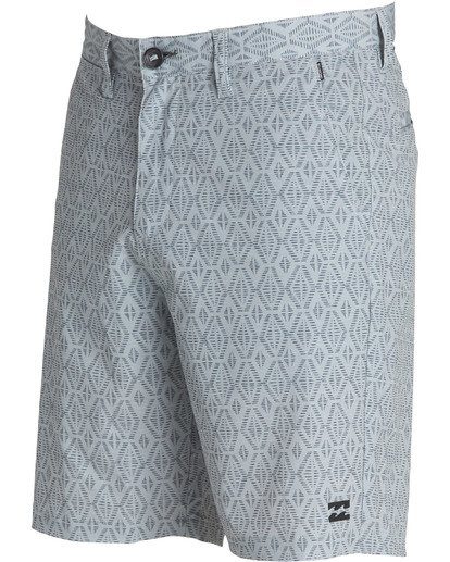 2 Crossfire X Sundays Shorts Grey M210TBCS Billabong