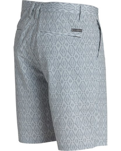 3 Crossfire X Sundays Shorts Grey M210TBCS Billabong