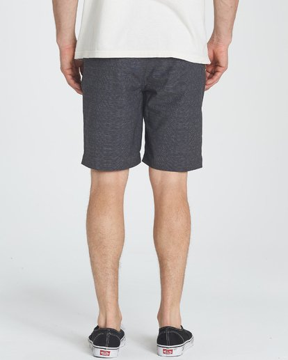 5 Crossfire X Sundays Shorts Grey M210TBCS Billabong