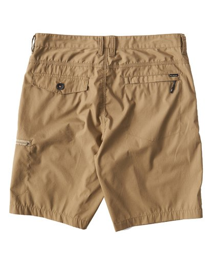 4 Surftrek Cargo Shorts Brown M211VBSC Billabong