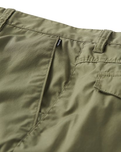 7 Surftrek Cargo Shorts Brown M211VBSC Billabong