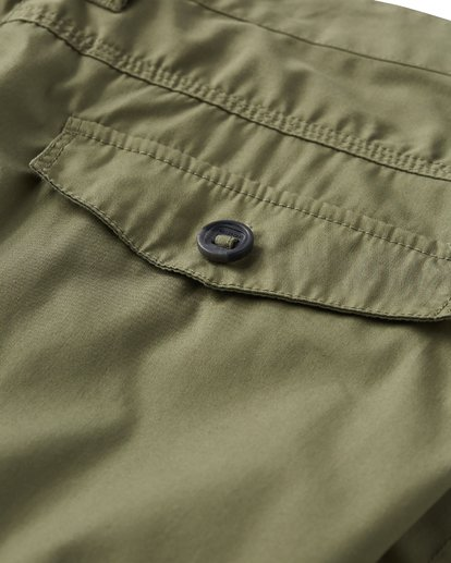 8 Surftrek Cargo Shorts Brown M211VBSC Billabong