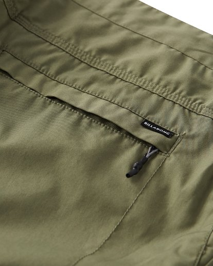 9 Surftrek Cargo Shorts Brown M211VBSC Billabong
