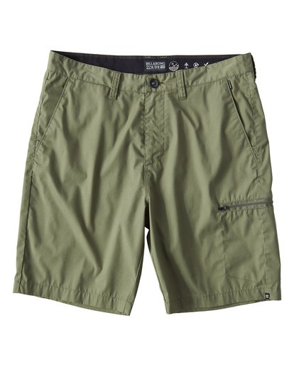3 Surftrek Cargo Shorts Camo M211VBSC Billabong