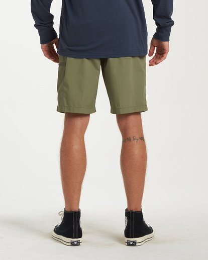 2 Surftrek Cargo Shorts Camo M211VBSC Billabong