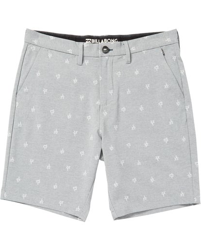 0 New Order X Sundays Submersibles Shorts Grey M213NBNS Billabong
