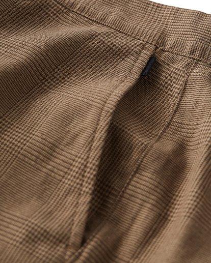 4 Carter Yarndye Shorts Grey M215VBCY Billabong