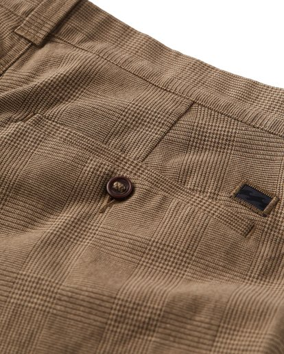 5 Carter Yarndye Shorts Grey M215VBCY Billabong