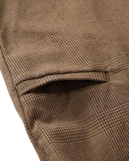6 Carter Yarndye Shorts Grey M215VBCY Billabong