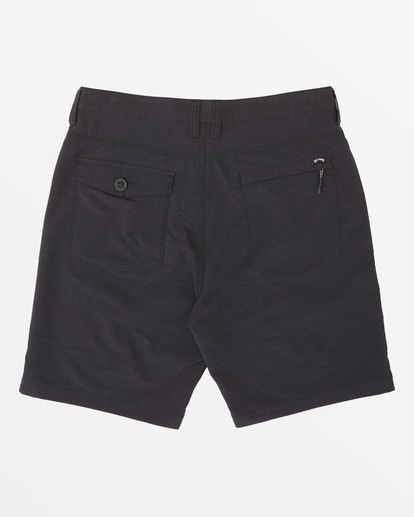"4 Surftrek Wick Walkshort 20"" Black M2161BSW Billabong"