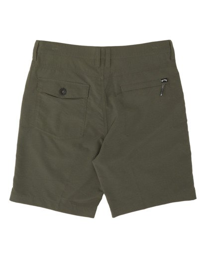 4 Surftrek Wick Performance Walkshort Brown M2161BSW Billabong