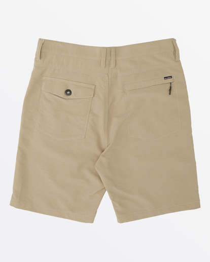 4 Surftrek Wick Performance Walkshort Beige M2161BSW Billabong