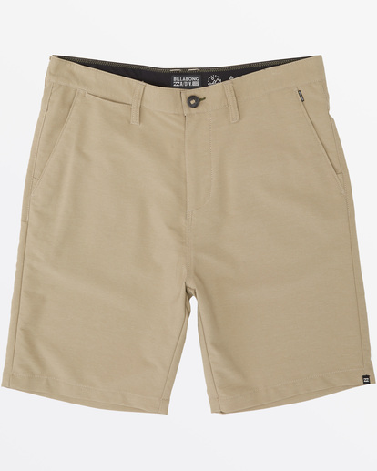 3 Surftrek Wick Performance Walkshort Beige M2161BSW Billabong