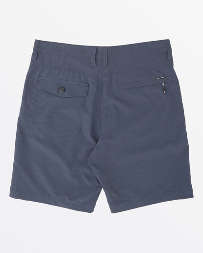 "4 Surftrek Wick Walkshort 20"" Blue M2161BSW Billabong"